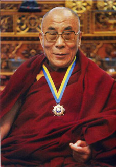 Мантра Далай Ламы на третье тысячилетие